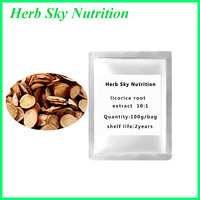 Hot Sale Factory Price Licorice Root Extract With Free Shipping