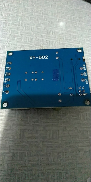 Amplificador Classe Classe Tpa3116d2