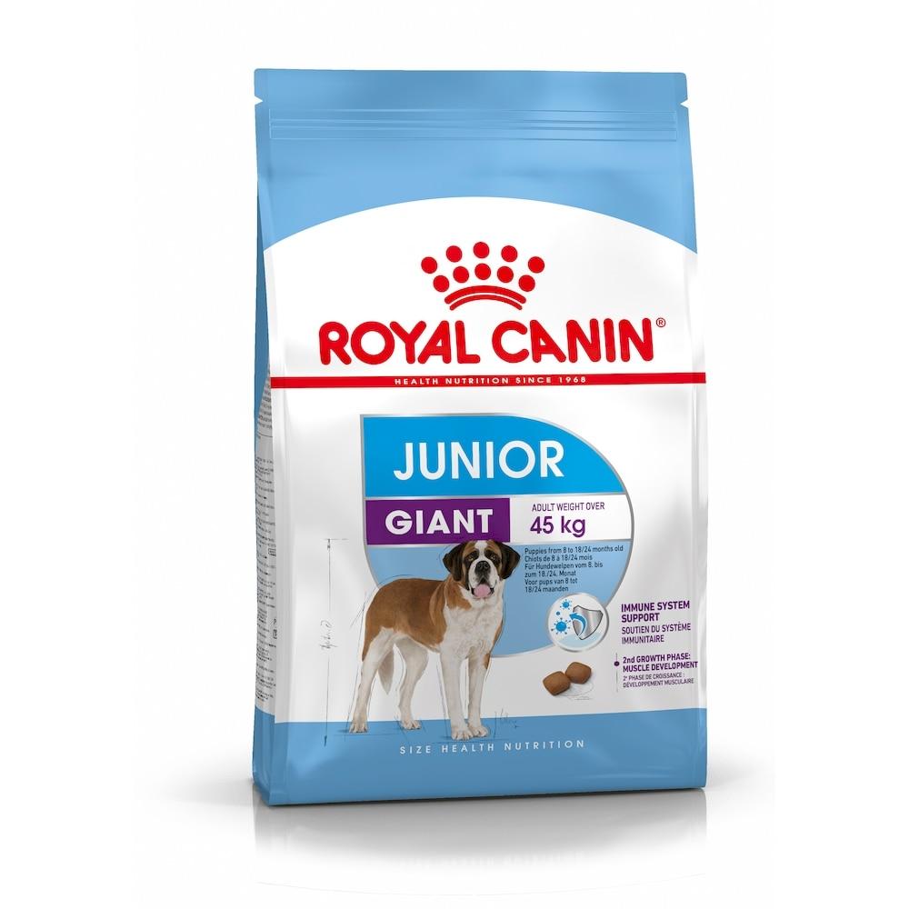 Puppy Food Royal Canin Giant Junior, 15 kg цена и фото
