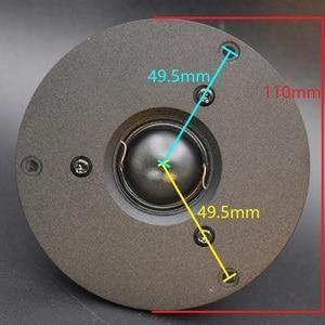"""Image 5 - HIFIDIY LIVE hifi 4 pouces 4.5 """"Tweeter haut parleur unité soie membrane 8OHM 30 W aigus haut parleur T1 104N/110/116 néodyme magnétique"""