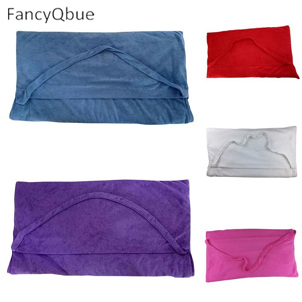 73*210CM Microfiber Double Velvet Sunbath Lounger Bed Lounger Mate Beach Towel Holiday Garden Beach Chair Cover Towel