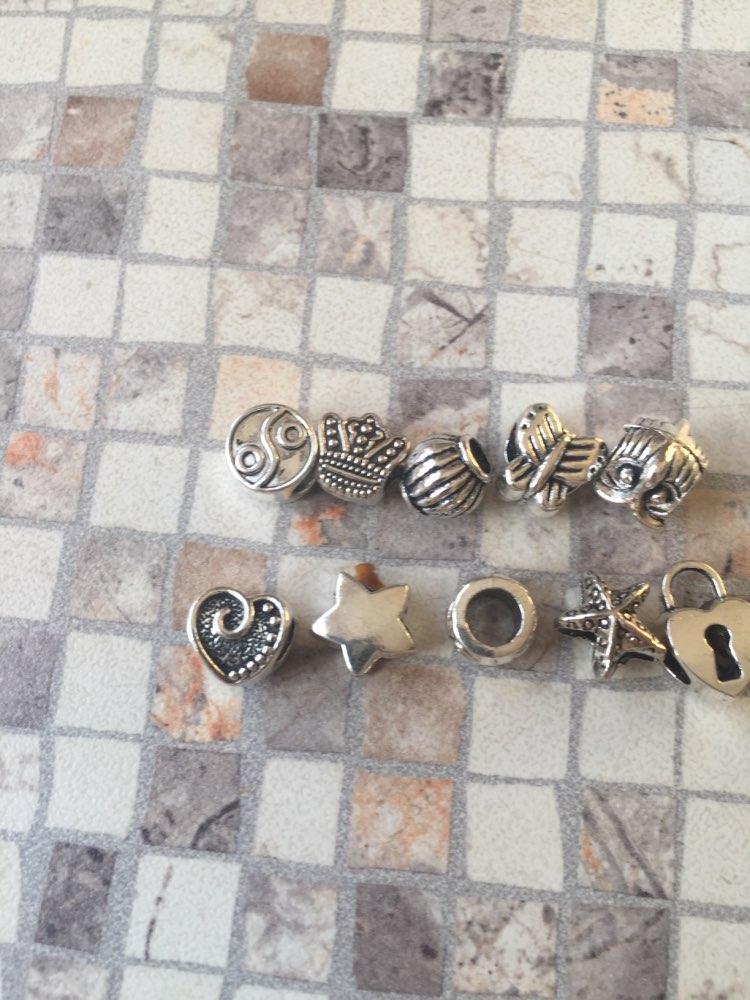 бусина Пандора; Бусина материал:: Кристалл; бусины для ювелирные изделия делает;