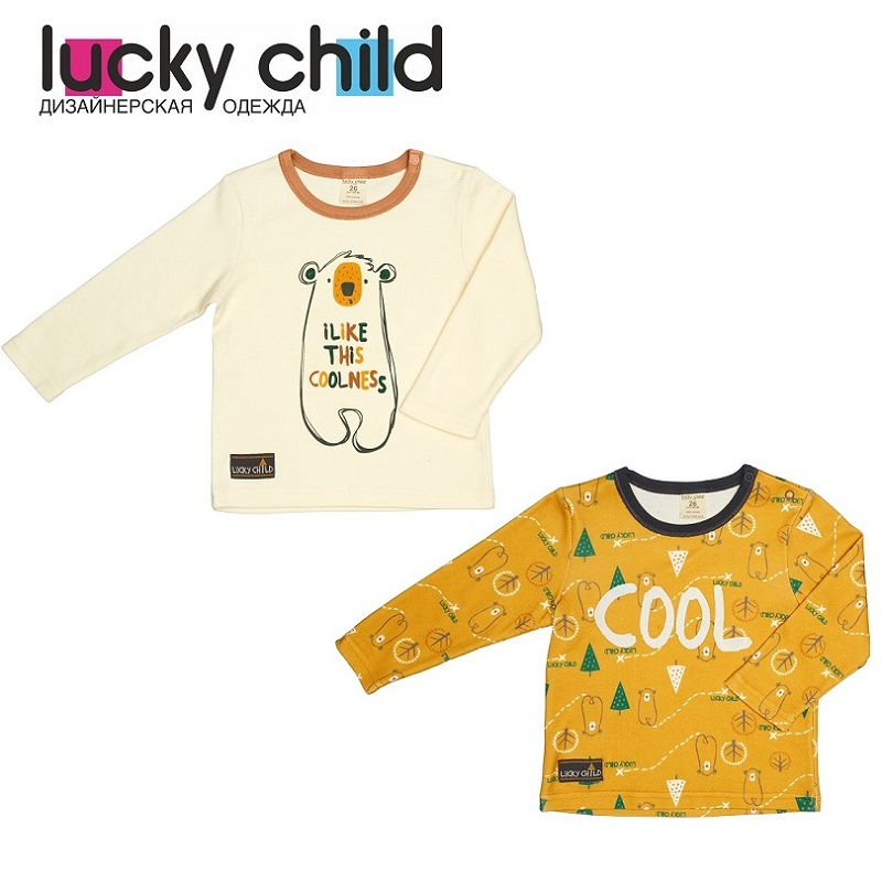 Hoodies & Sweatshirt Lucky Child for boys 63-12 Kids Baby clothing Children clothes Jersey Blouse chinese tang style new baby girl clothes autumn 2017 new born baby girl sets clothing baby clothes china newborn layette 2pcs