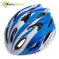 ROCKBROS Ultralight PC EPS Outdoor Sports MTB Road Mountain Bike Cycling Bicycle Helmet Safety Head Protector