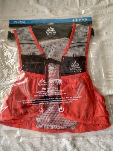 Bols. corrida colete maratona mochila