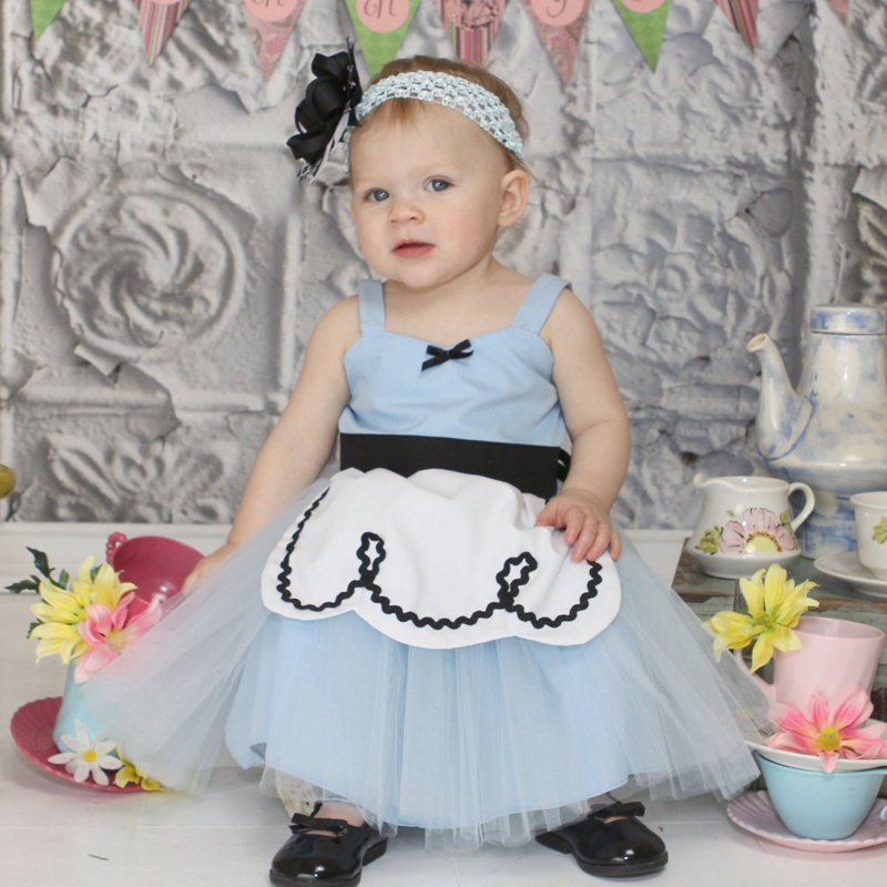 Christmas Party Princess Girl Dresses Little Baby Halloween Costume Toddler Girls Clothes Summer Dress Girls Baby Sundress