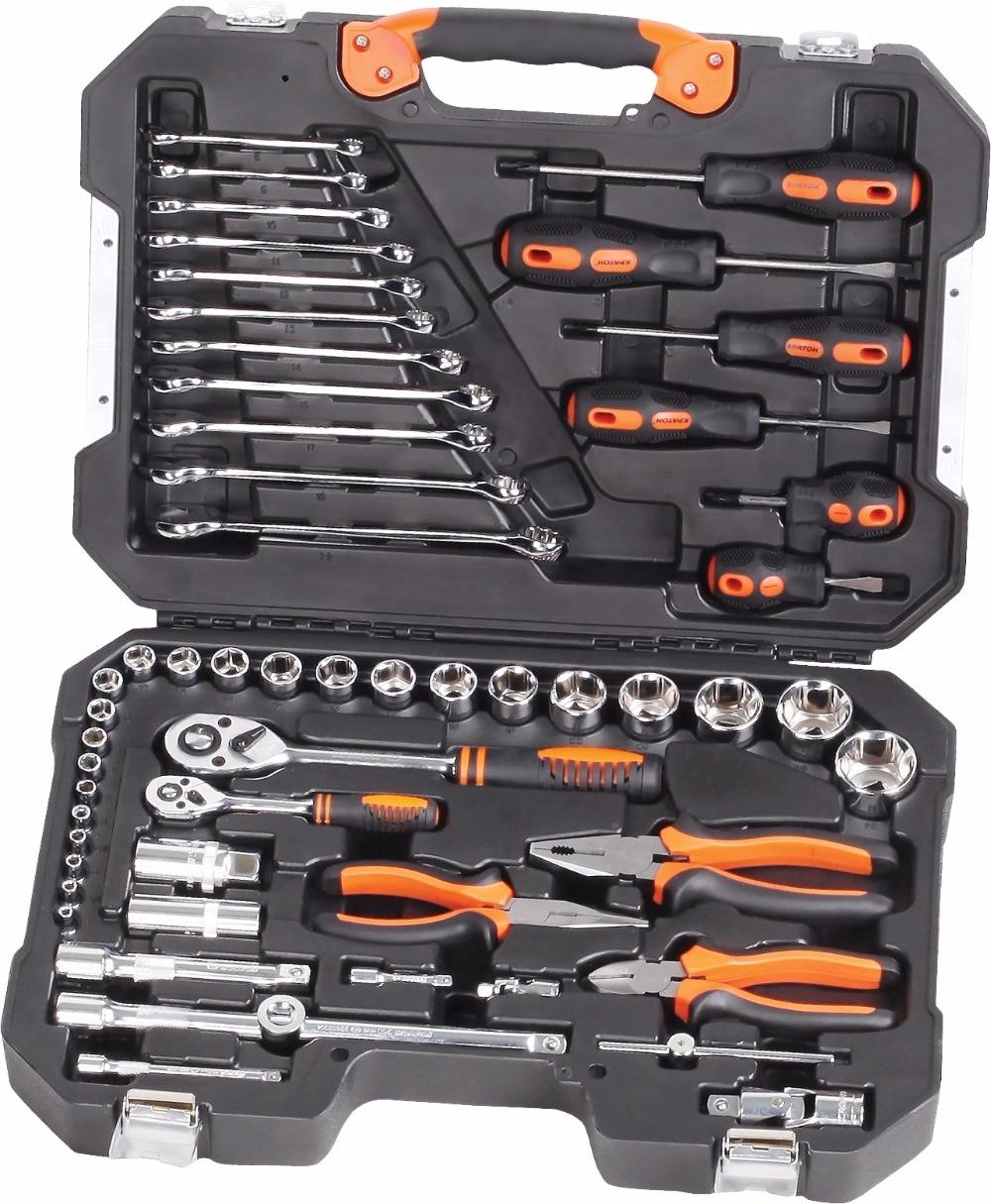 цена Set of tools KRATON TS-24