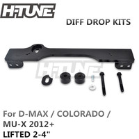 H TUNE 4x4 Accesorios Diff Drop Kits 2 3 4 lifted For D MAX / COLORADO / MU X 2012++
