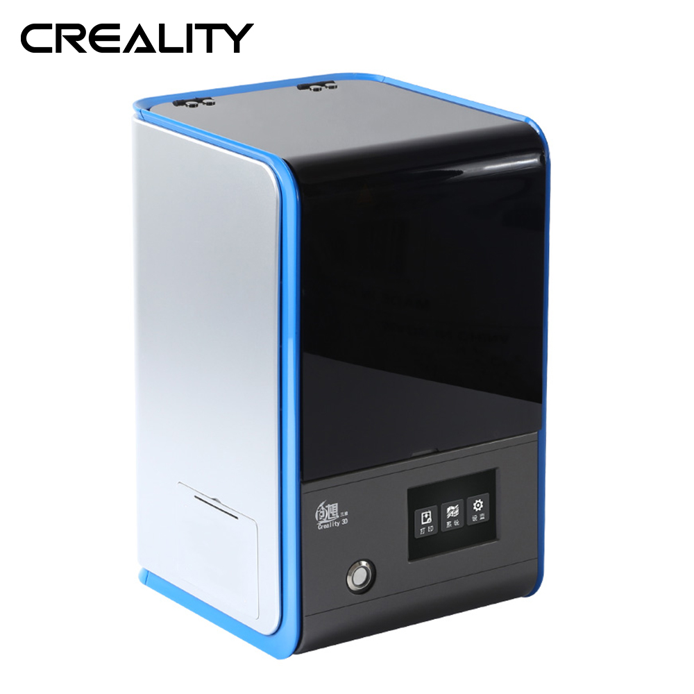 Creality 3D UV résine DLP LD-001 3D créateur trancheuse 3.5 pouces couleur tactile bureau Photon Prototype conception de bijoux dentaires - 3
