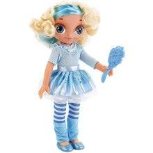 Кукла Карапуз Сказочный патруль Снежка, озвученная, 33 см