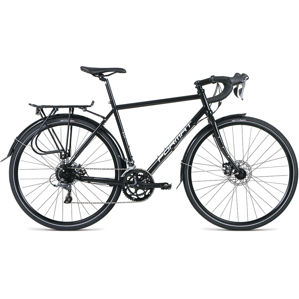 Bicycle FORMAT 5222 (700C 16 IC. Height 540mm) 2018-2019