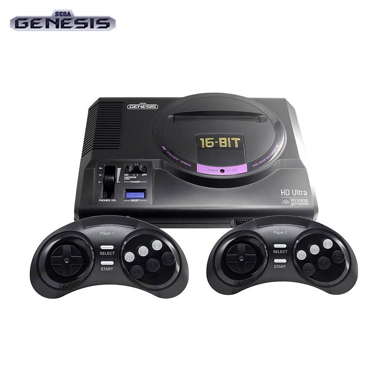 Retro Genesis HD Ultra + 50 games часы nixon genesis leather white saddle
