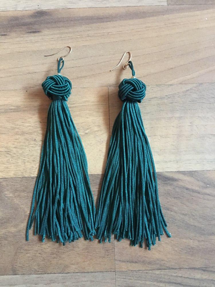 Trendy Handmade Fringe Tassel Earrings photo review