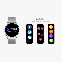 Women's Color Screen Smartwatch