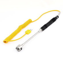 Uxcell Wrnm-01 -50-500C K Type Handheld Temperature Controller Surface Thermocouple Probe . | 0 200c 204c 500c