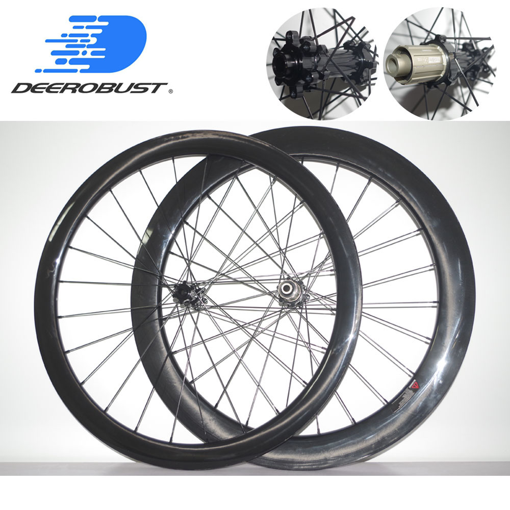 1397g 700C Front 45mm Rear 60mm x 25mm Road Disc Bike Carbon Wheel set Tubular Cyclocross CX Wheels 24 28 Holes UD Glossy1397g 700C Front 45mm Rear 60mm x 25mm Road Disc Bike Carbon Wheel set Tubular Cyclocross CX Wheels 24 28 Holes UD Glossy