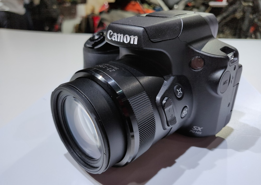 Canon PowerShot SX70 HS Digital Camera image