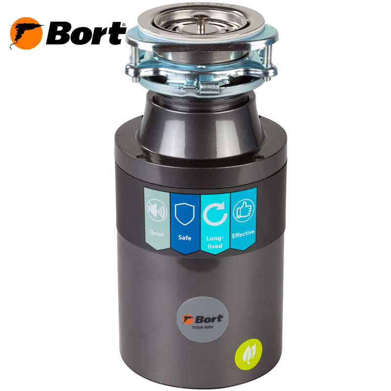 Food waste disposer Bort TITAN 4000