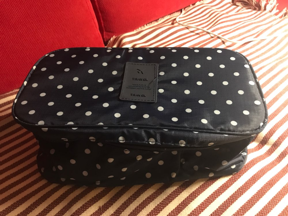 Bra Underwear Travel Bags Organizer Women Organizer For Lingerie Makeup Toiletry Wash Bags pouch storage XL waterproof bag bolsa
