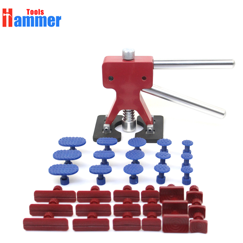 Dent Lifter PDR Hail Repair Tool - Paintless Dent Repair - Glue Puller Hand Lifter PDR Tool pdr tool pdr brace tool b4