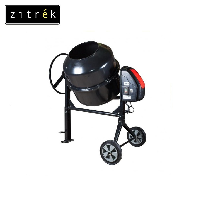 Concrete mixer Zitrek Z160 Job mixer Drum mixer Revolving-drum Tilting concrete Mixer making concrete mixes Mix fertilizer satish chandra lightweight aggregate concrete