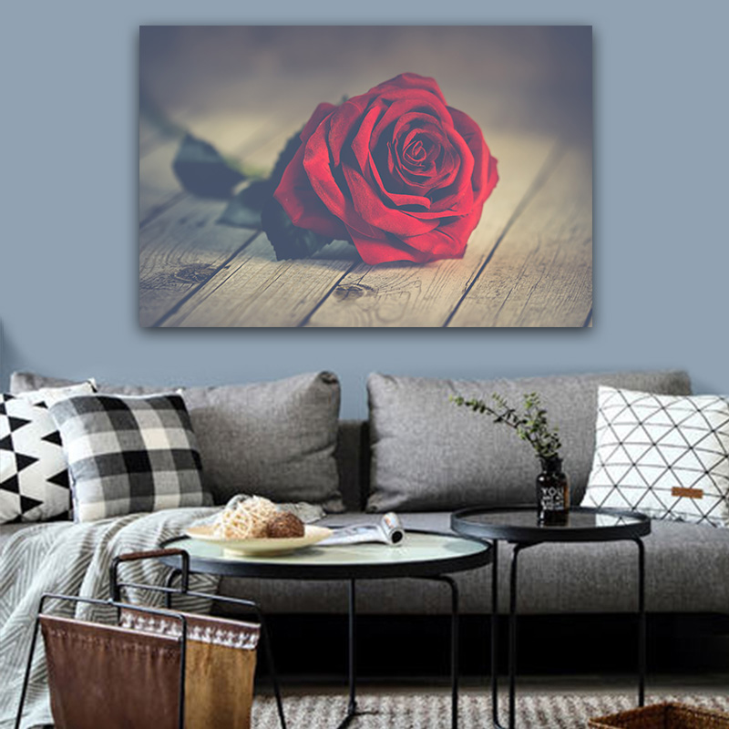 Poster And Print Flower Paintings Modern Home Decor Wall