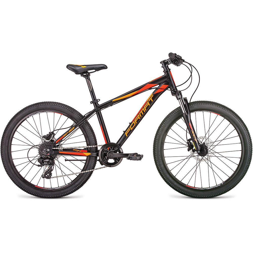 Bicycle FORMAT 6412 (24 8 IC. Growth OS) 2018-2019