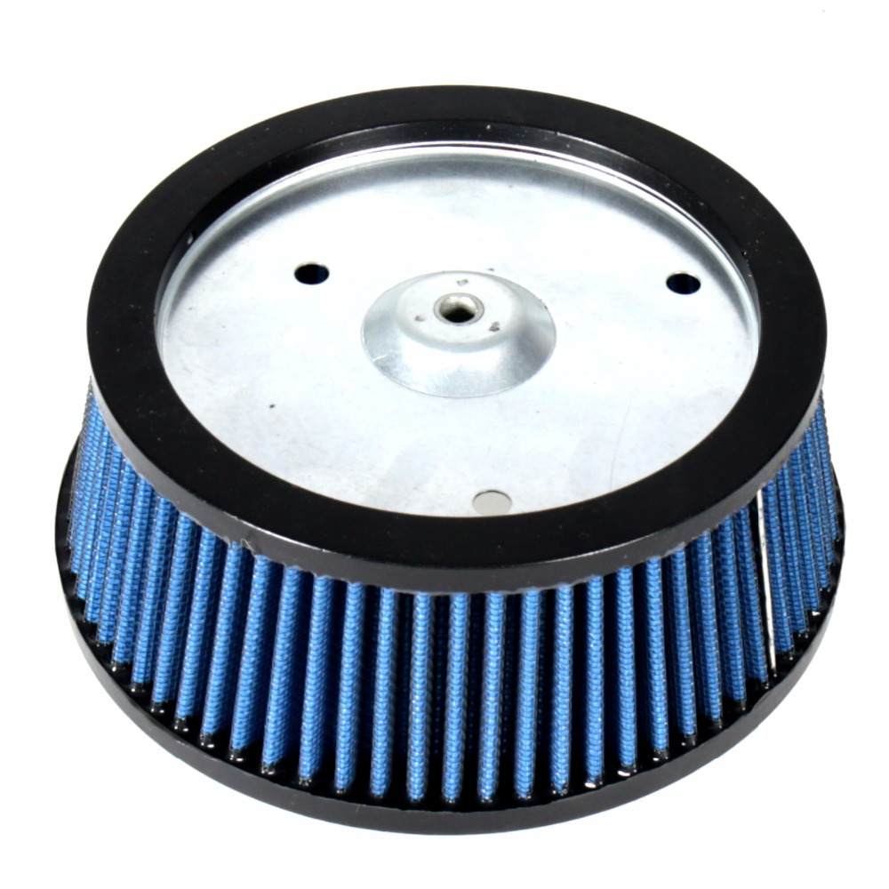 HIGH PERFORMANCE MOTORCYCLE AIR FILTER FOR HARLEY TWIN CAM TOURING 2008-UP MODELS