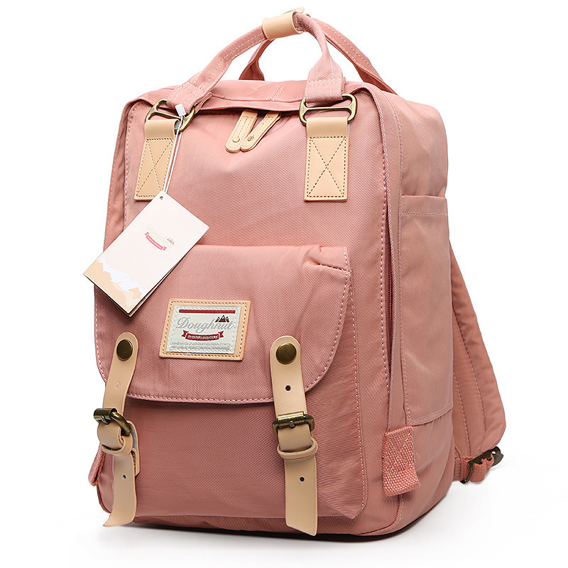 LUYO Cute Oxford Women Backpacks For Teenage Girls Mommy Computer Travel Luggage Laptop Fashion Backpack Bagpack Mochilas Kanken