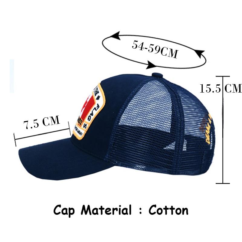 DSQICOND2 de hoja de arce de malla gorra de béisbol DSQ cartas de alta  calidad de las mujeres de los hombres de diseño personalizado Logo de icono  de tapa ... 284d325233f