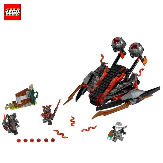 Конструктор LEGO NINJAGO Vermillion Захватчик 70624