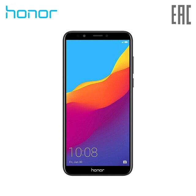Смартфон Honor 7c Pro 32ГБ  Официальная  гарантия на 1 год, эксклюзивно в TMALL. Доставка от 2 дней.