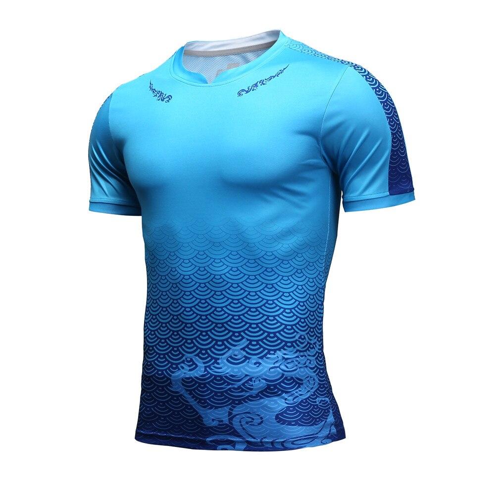 5f6fcc3ad men soccer jerseys custom print survetement football uniforms sports kit