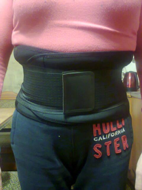 Men And Women Adjustable Elstiac Waist Support Belt Lumbar Back Support Exercise Belts Brace Slimming Belt Waist Trainer