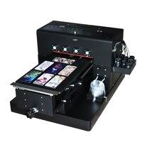 8 видов цветов A3 УФ планшетный принтер машина Стекло металлическая печатная машина без печатающей головки для чехол для телефона Пластик ТП
