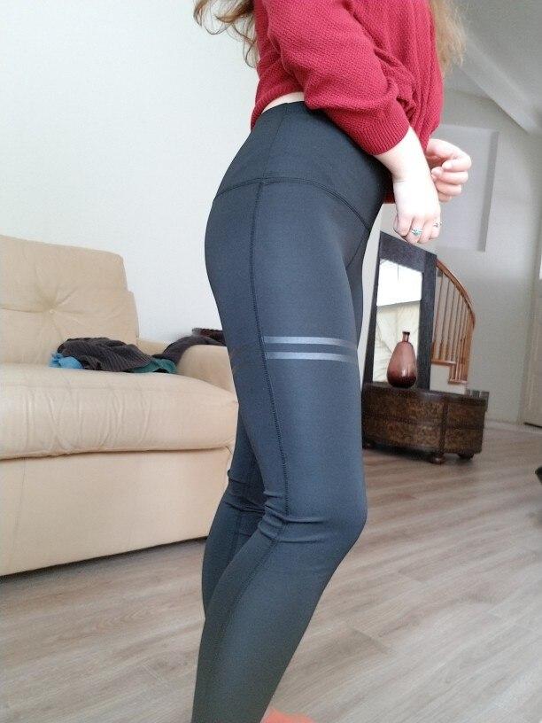 High Waist Activewear Leggings - Hellopenguins