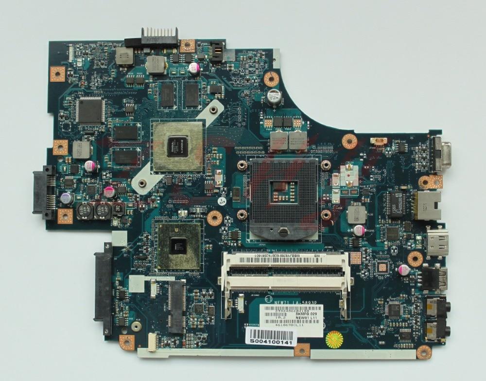 LA 5891P for font b ACER b font 5741 5742 Laptop Motherboard 100 Tested