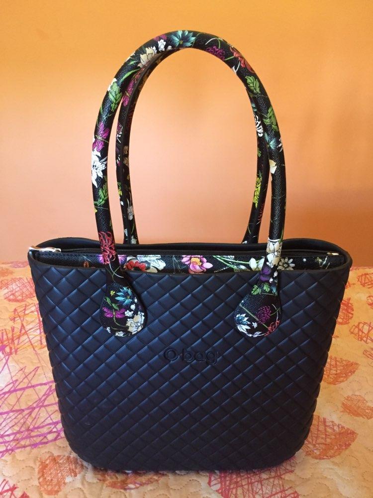 tanqu PU Leather Classic Mini Zip Top Street False Inner Voering Insert voor Obag Standaard Mini O Bag damestas Accessoire photo review