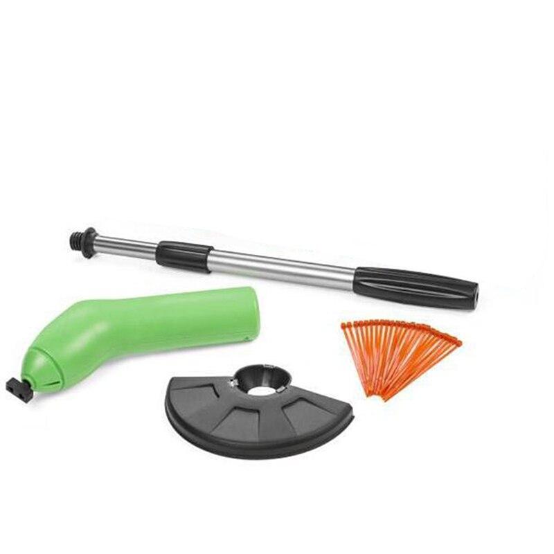 In stock Zip Trim Cordless Trimmer & Edger Works With Standard Zip Ties Portable Trimmer For Garden Decor