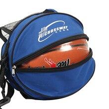 Outdoor Sports Training Shoulder Soccer Ball Football Volleyball Basketball Bag