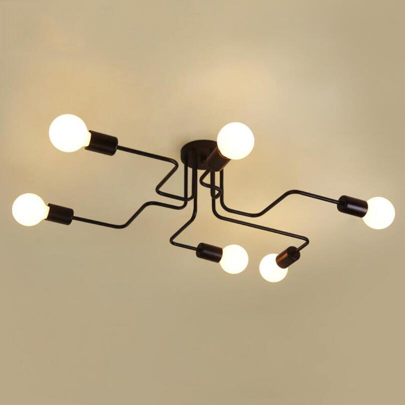 cheapest Round Modern Led Ceiling Lights For Living Room Bedroom Study Room Dimmable RC Ceiling Lamp Fixtures