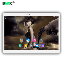 Newest 10.1 inch 3G 4G LTE tablet pc octa Core Android 7.0 RAM 4GB ROM 64GB Dual SIM Cards 1920*1200 IPS HD 10.1 inch Tablet pcs