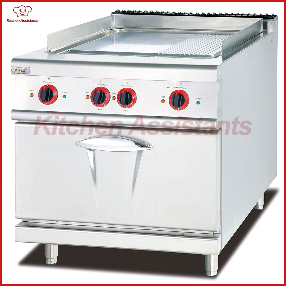 все цены на EH786A Electric Griddle with Oven(1/3 Grooved) of catering equipment онлайн