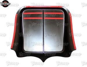 Image 4 - Console Op Voorpaneel Voor Lada Largus 2011 Abs Plastic Organizer Functie Pad Accessoires Krassen Auto Styling Tuning