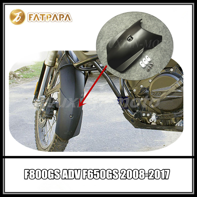 Motorcycle Accessories Modification Front Fender Extension