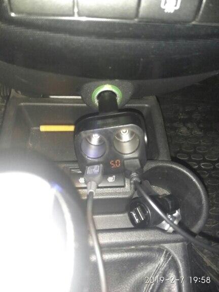 авто светодиодные; сигары; автомобиль Си; USB-розетка для автомобиля;