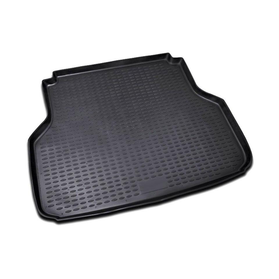 лучшая цена For Chevrolet Lacetti Sedan car trunk mat Element NLC0805B10