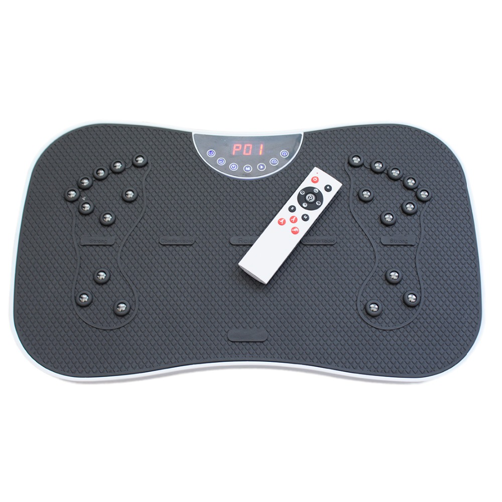 Vibrating Platform Shake, Body massager, body vibrating massager, vibrating massager, Gift Box, Gess massage cushions happy back next body massager neck and back massager body massager electric roller massager gess