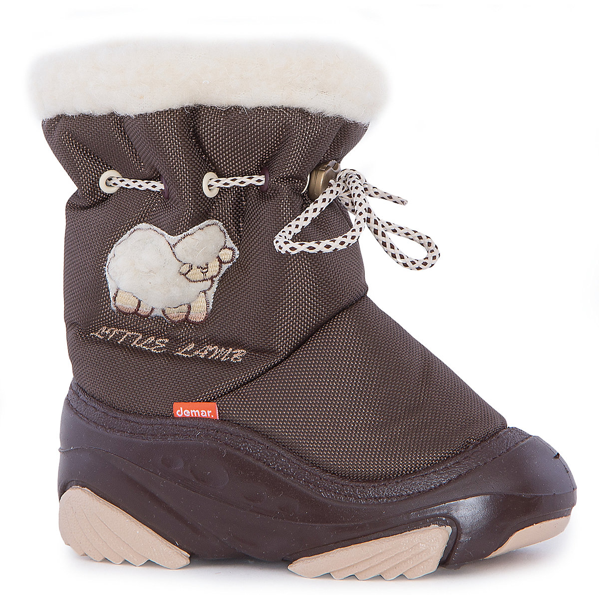 Boots Demar for boys and girls 6835035 Valenki Uggi Winter Baby Kids Children shoes