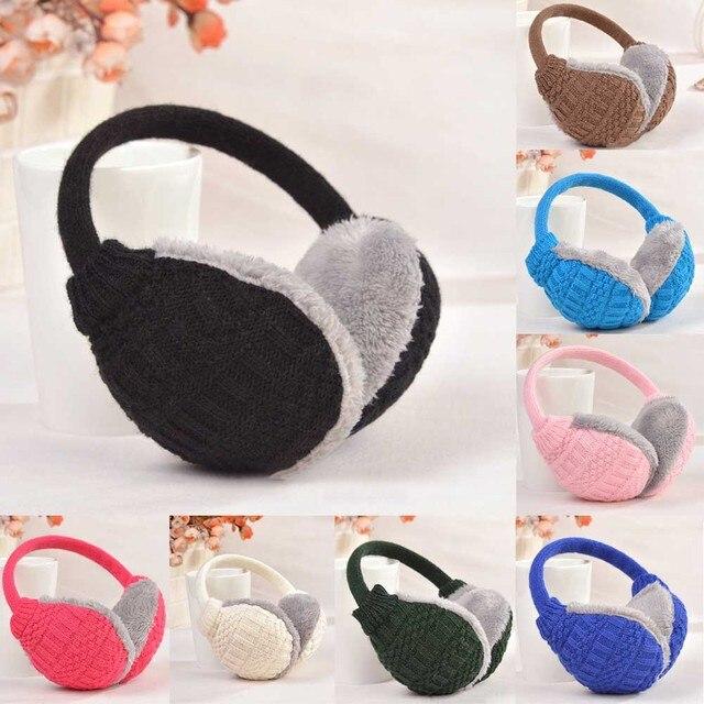 Knitted Earmuffs